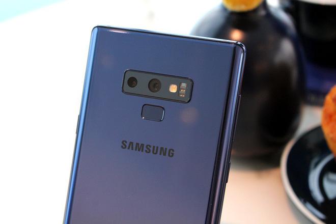 Samsung Galaxy Note9 cho thấy hệ thống tản nhiệt quan trọng như thế nào với smartphone 1