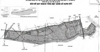 Bản đồ quy hoạch xã Bình Mỹ huyện Củ Chi thành phố Hồ Chí Minh
