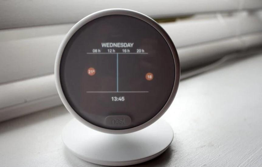Nest Thermostat E - Bộ điều chỉnh nhiệt độ thông minh tuyệt vời 7