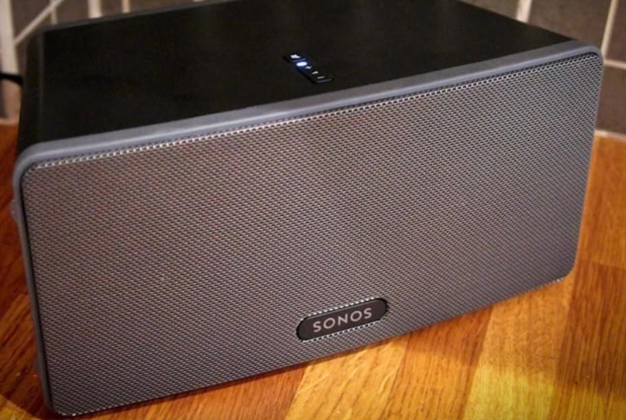 Sonos play 3 - Chiếc loa thông minh cho ngôi nhà hiện đại 7