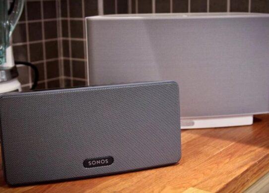 Sonos play 3 - Chiếc loa thông minh cho ngôi nhà hiện đại 4