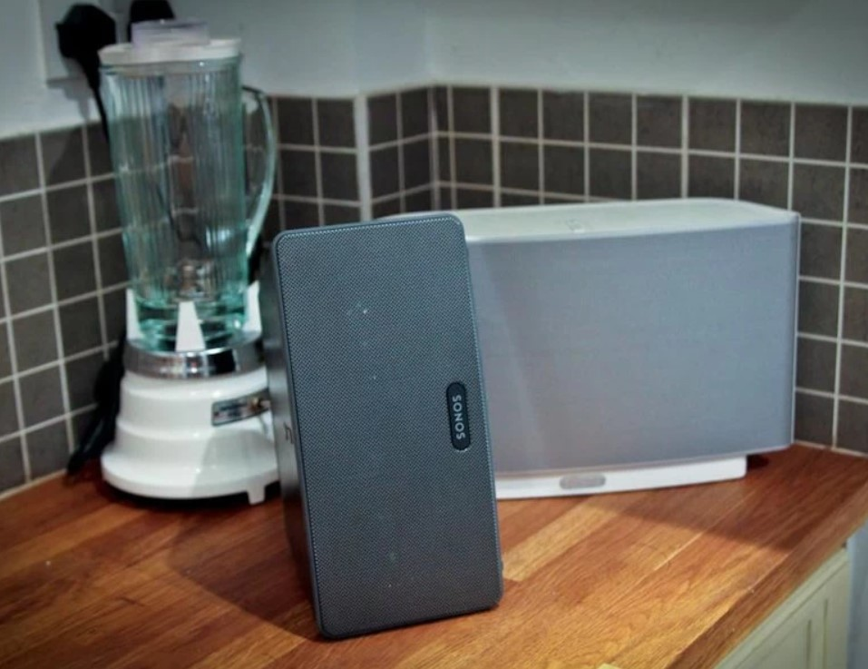 Sonos play 3 - Chiếc loa thông minh cho ngôi nhà hiện đại 3