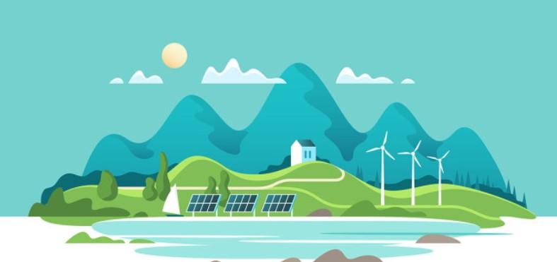 Năng lượng tái tạo là gì ? Tại sao nên sử dụng năng lượng tái tạo 9