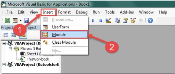 Hướng dẫn cách tạo mã QR code trên Excel bằng VBA 3