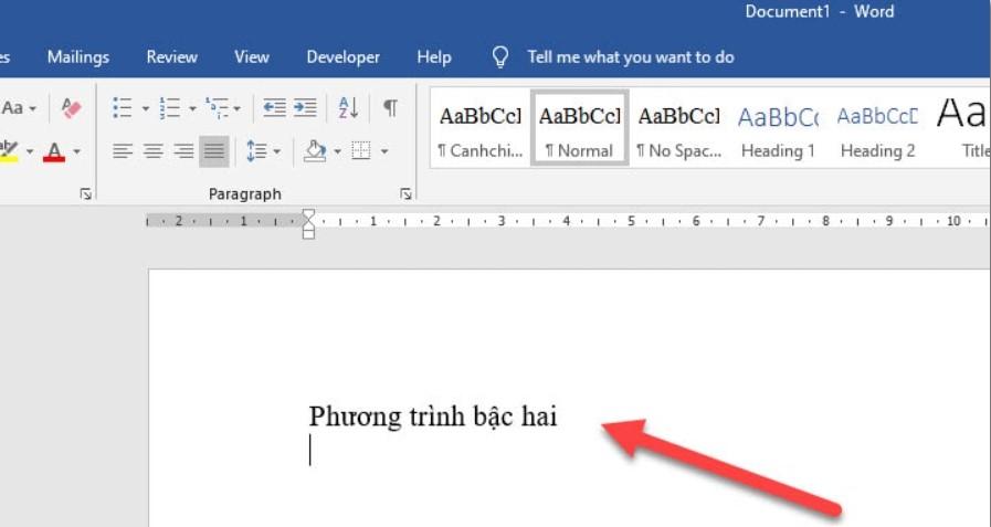 Cách thiết lập gõ tắt trong Word cực đơn giản 14