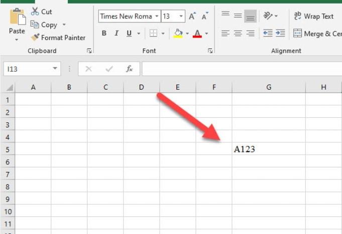 [EXCEL CƠ BẢN] Tìm hiểu về các kiểu dữ liệu trong Excel 6