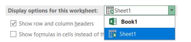 Chia sẻ 3 cách ẩn giá trị bằng 0 trong Excel 3