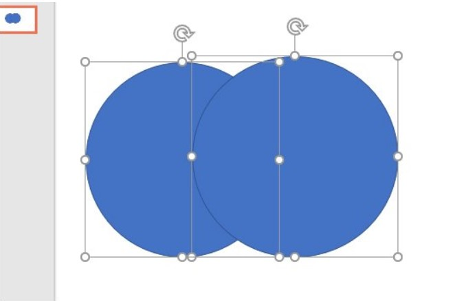 Merge Shape trong Powerpoint là gì và cách sử dụng để gộp các hình khối 4