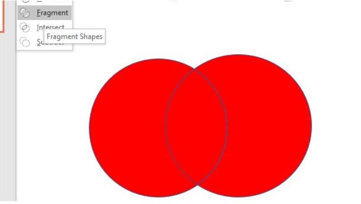 Merge Shape trong Powerpoint là gì và cách sử dụng để gộp các hình khối 7