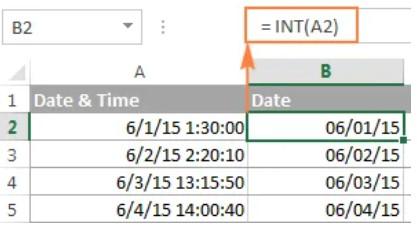 Hướng dẫn định dạng giờ phút giây trong Excel 5