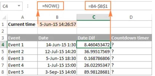 Hướng dẫn định dạng giờ phút giây trong Excel 7