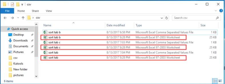 Chuyển đổi Excel sang PDF hàng loạt bằng Kutools for Excel 16