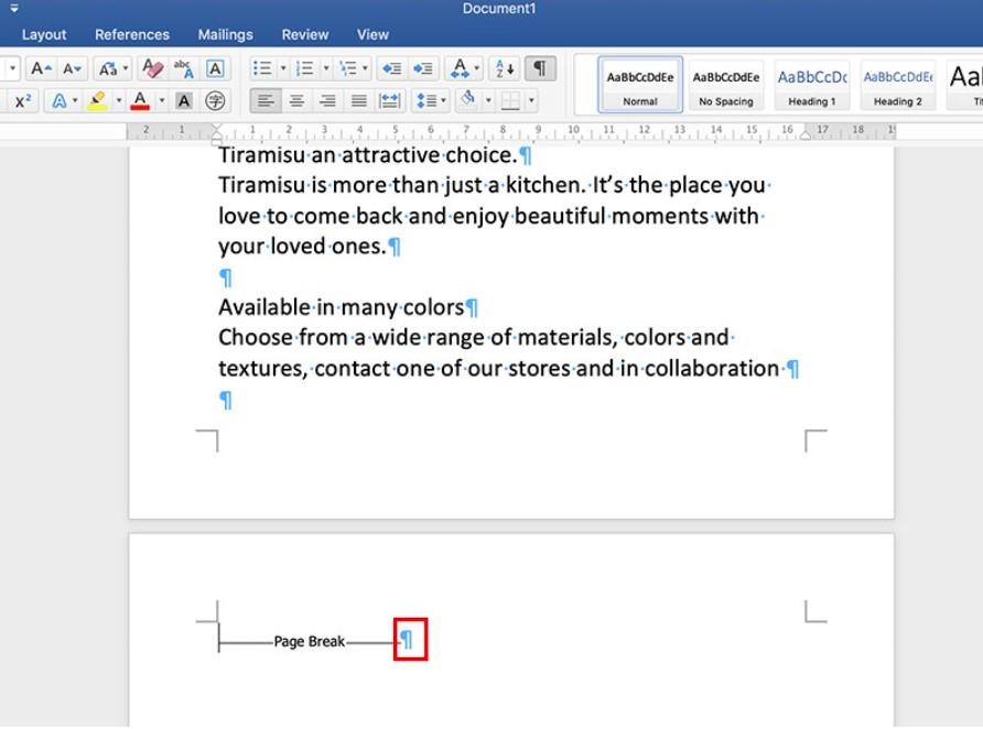 Cách xóa khoảng trắng thừa giữa các chữ trong Word 7