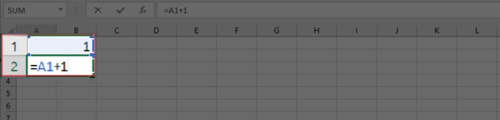 Cách đánh số thứ tự tự động trong excel siêu nhanh 3