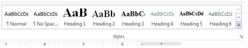 Cách tạo mục lục tự động trong Word không thể đơn giản hơn! 5
