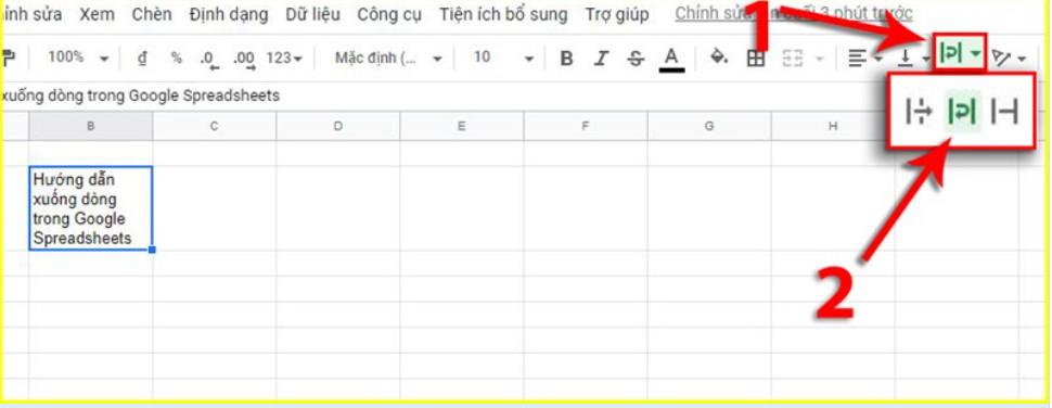 Làm thế nào để xuống dòng trong Excel 2003, 2016.. 2019? 15