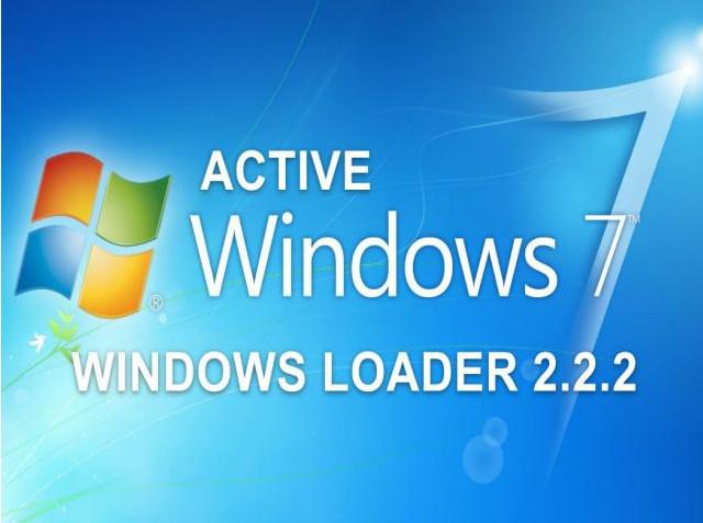 Cách Active Win 7 và Crack Win 7 vĩnh viễn với Windows Loader 2.2 1
