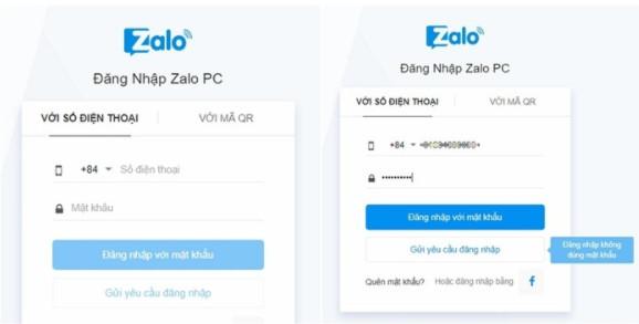 Hướng dẫn cách đăng nhập Zalo trên Web Chrome và Cốc Cốc trên Máy Tính 1