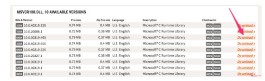 Cách khắc phục lỗi msvcr100.dll trên Window hiệu quả 100% thành công 2