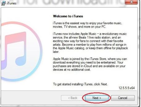 Hướng dẫn cách copy ảnh từ iphone sang máy tính bằng iTunes 2
