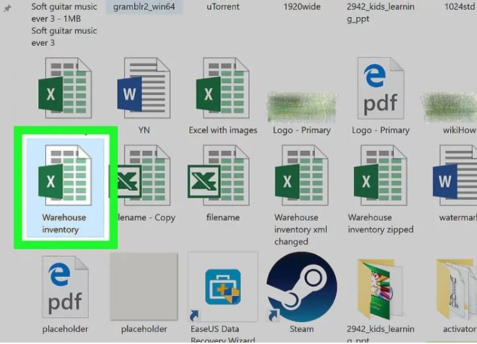 Cách làm giảm dung lượng file excel, tăng tốc xử lý file excel miễn phí 10