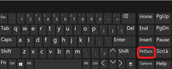 Cách chụp màn hình máy tính và laptop đơn giản 2
