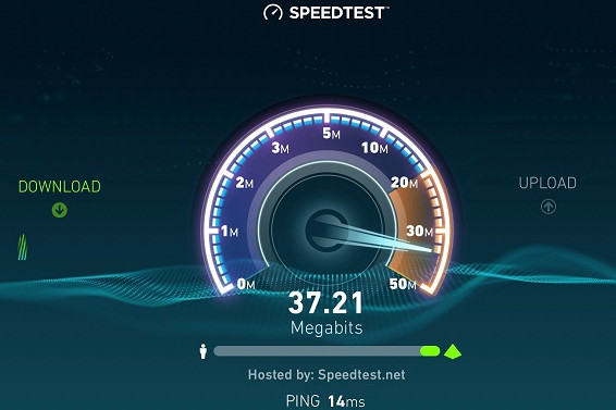 Cách tải sử dụng Speed Test đo tốc độ mạng 4G Mobifone, Vinaphone, Viettel 3