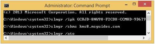 Key Win 8 / Win 8.1 - Key windows 8/8.1 cài đặt và Active bản quyền vĩnh viễn 11