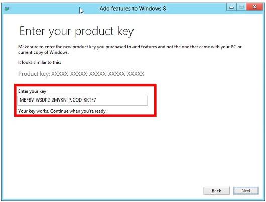 Key Win 8 / Win 8.1 - Key windows 8/8.1 cài đặt và Active bản quyền vĩnh viễn 3