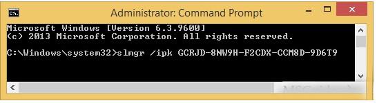Key Win 8 / Win 8.1 - Key windows 8/8.1 cài đặt và Active bản quyền vĩnh viễn 7