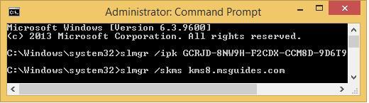 Key Win 8 / Win 8.1 - Key windows 8/8.1 cài đặt và Active bản quyền vĩnh viễn 9