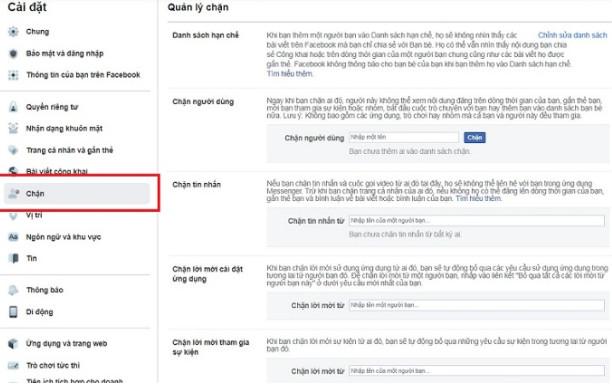 Hướng Dẫn Cách Khóa Facebook Nhanh Chóng 7