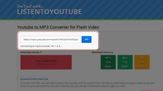 Cách tải nhạc MP3 từ video trên Youtube 2