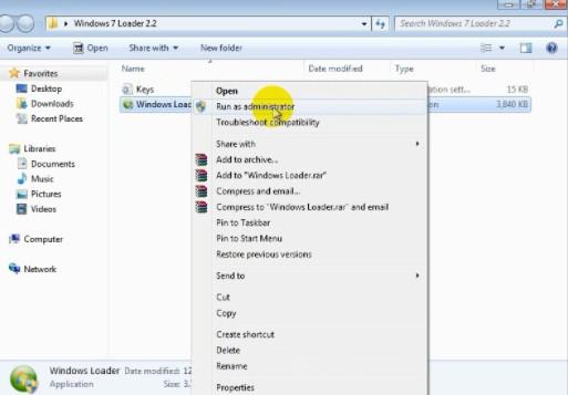Tìm Hiểu Về Windows Loader 2.2.2 - Công cụ active Win 7,8 tốt nhất 1