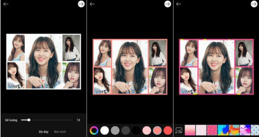 Hướng dẫn cách ghép nhiều ảnh thành 1 ảnh trên điện thoại Android, iPhone, iPad 5
