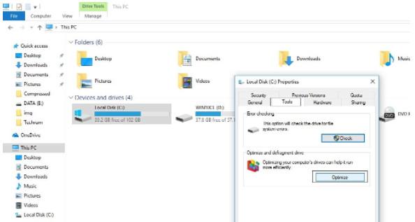 Cách khắc phục lỗi Full Disk 100% trên Windows 10 hiệu quả nhất 4