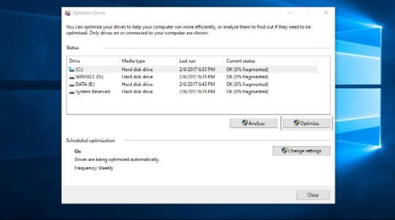 Cách khắc phục lỗi Full Disk 100% trên Windows 10 hiệu quả nhất 5