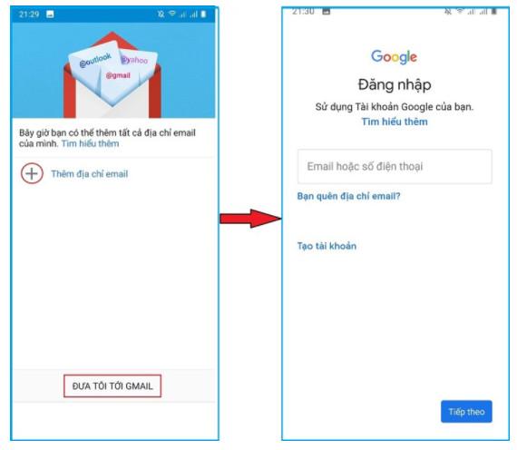 Hướng dẫn cách soạn email và cách gửi email bằng Gmail 1