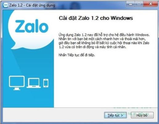 Hướng dẫn cách tải cài đặt Zalo trên máy tính đơn giản nhanh chóng nhất 2