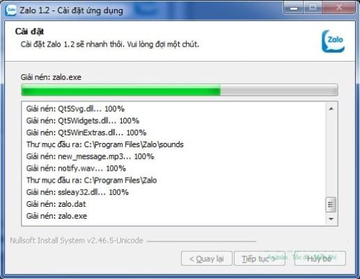 Hướng dẫn cách tải cài đặt Zalo trên máy tính đơn giản nhanh chóng nhất 4