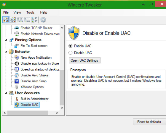 Cách Tắt User Account Control trên Windows 10, Windows 8 đơn giản nhất 4
