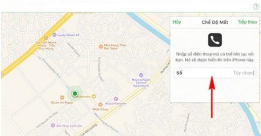 Cách tìm iPhone bị mất khi ngoại tuyến, tắt máy 8