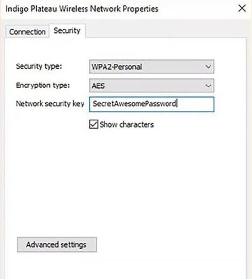 Cách xem mật khẩu Wifi đã kết nối trên Windows 10, 8, 7 nhanh nhất 3