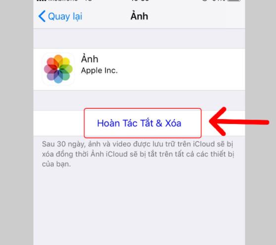 Hướng dẫn cách xoá ảnh sao lưu trên iCloud cho iPhone, Ipad nhanh nhất 10