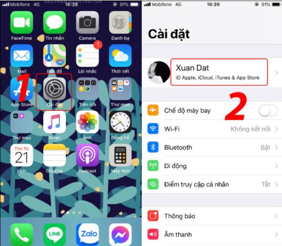 Hướng dẫn cách xoá ảnh sao lưu trên iCloud cho iPhone, Ipad nhanh nhất 11
