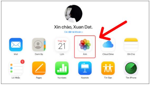 Hướng dẫn cách xoá ảnh sao lưu trên iCloud cho iPhone, Ipad nhanh nhất 3