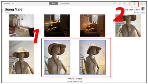 Hướng dẫn cách xoá ảnh sao lưu trên iCloud cho iPhone, Ipad nhanh nhất 4