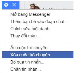 Cách khôi phục tin nhắn đã xóa trên messenger bằng điện thoại hiệu quả 1