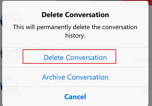 Cách khôi phục tin nhắn đã xóa trên messenger bằng điện thoại hiệu quả 3