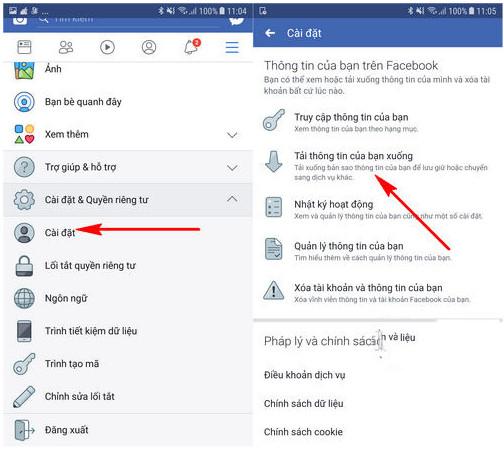 Cách khôi phục tin nhắn đã xóa trên messenger bằng điện thoại hiệu quả 6